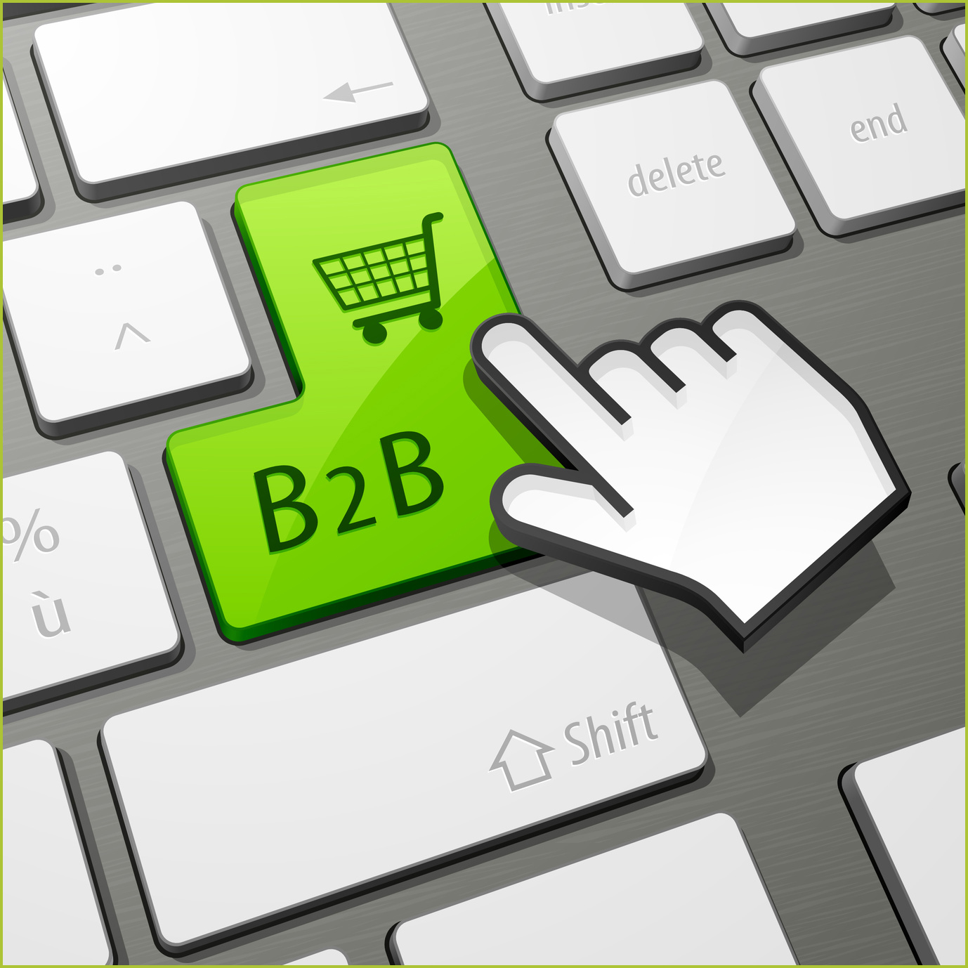 B2B Handel E-Commerce