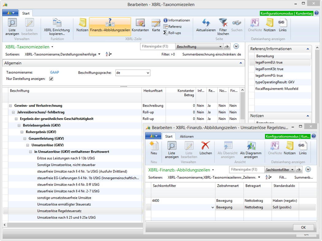E-Bilanz in Dynamics NAV | ERP Blog
