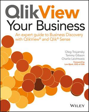 QlikView Your Business Fachbuch Ratgeber Praxiswissen