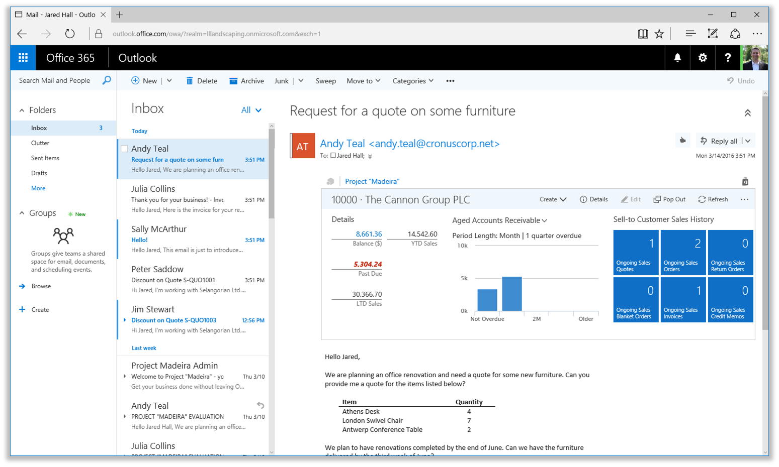 Microsoft Office 365 Erp Blog