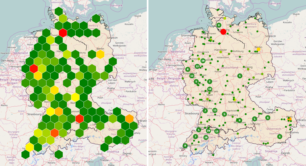 Qlikview Maps on
