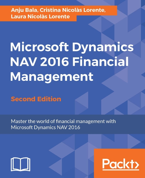 Microsoft Dynamics NAV 2016 - Financial Management