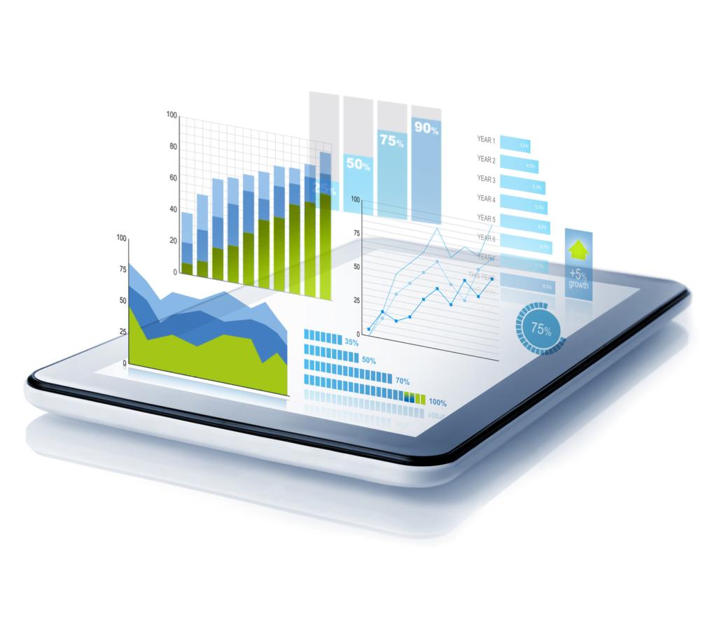 Finanzgeschäfte mit Qlik Sense Enterprise