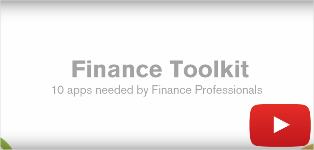 Qlik Finance Toolkit Video