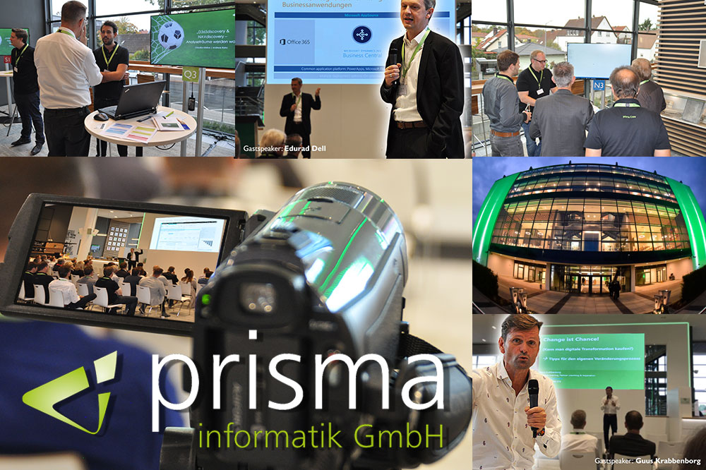 prisma Business Day 2018