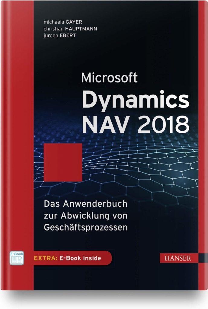 Fachbuch - Dynamics NAV 2018 - Grundlagen