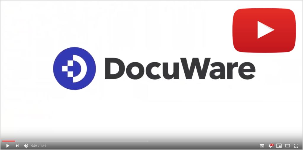 Video Rechnungsverarbeitung mit DocuWare