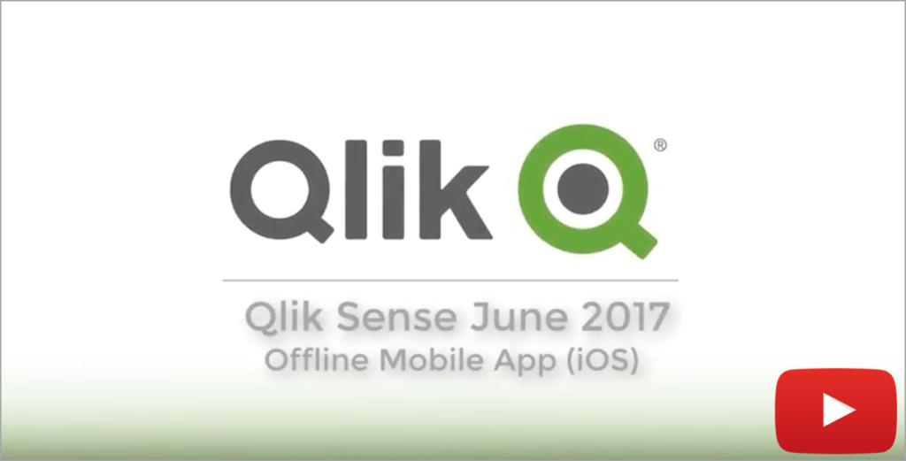 Qlik Sense June 2017 - Mobile Offline App