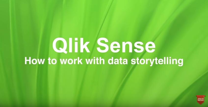 Qlik Data Storytelling